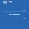 Kaplan Schweser FRM Part 1 Practice Exams 2020