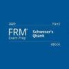 Kaplan Schweser FRM Part 1 Qbank 2020