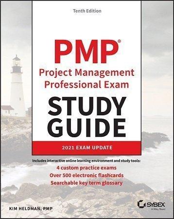 PMP Project Management Study Guide Kim Heldman 10th 2021