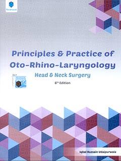 Principles and Practice of OtoRhinoLaryngology 6th Edition