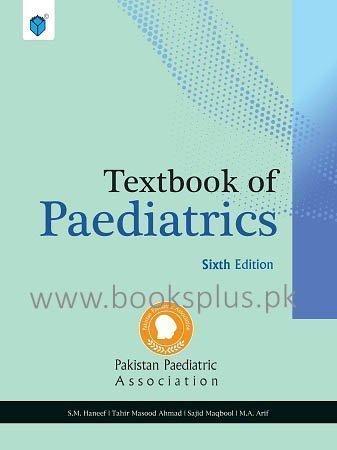 Textbook of Peediatrics 6th Edition PPA