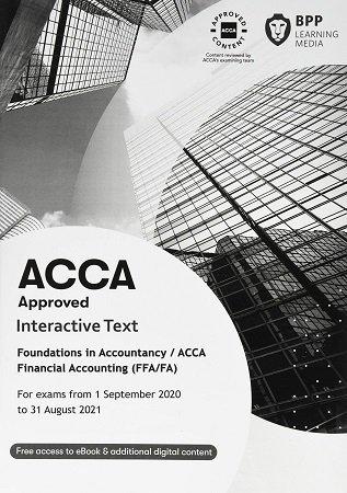 bpp f3 fa study text 2020 2021