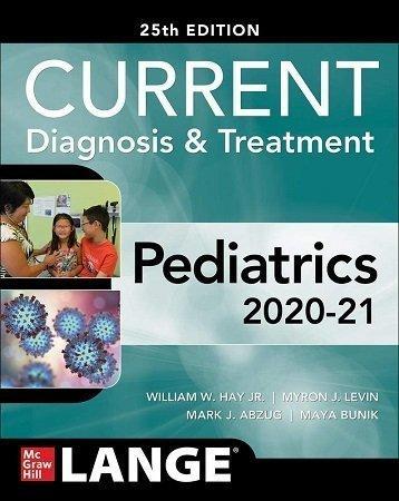 current pediatrics 25th edition 2021