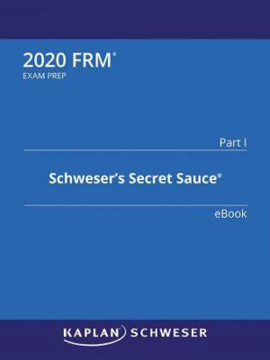 frm part 1 Secret Sauce 2020