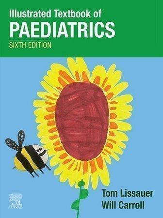 illustrated textbook of paediatrics 6th
