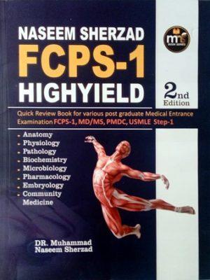 Naseem Sherzad FCPS 1 Highyield 2nd edition