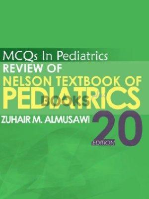 Nelson Textbook of pediatrics 20 edition