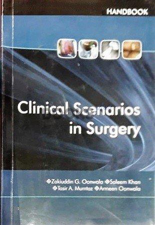 Clinical Scenarios in Surgery