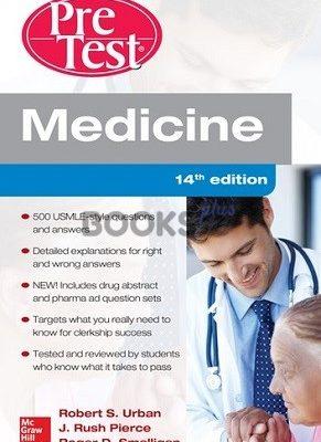 Pretest Medicine 14th Edition