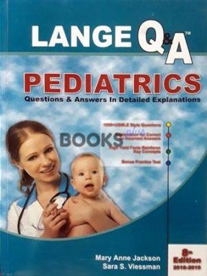 LANGE Q&A Pediatrics