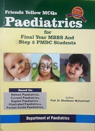 Friends Yellow MCQs Paediatrics