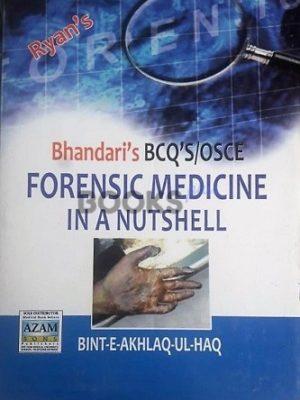 Bhandaris Forensic Medicine BCQs OSCE