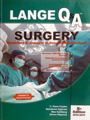 Lange Q&A Surgery
