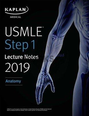 Kaplan USMLE Anatomy Lecture Notes 2019