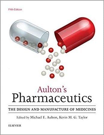 Aultons Pharmaceutics 5th Edition