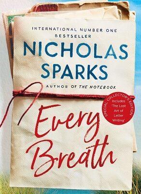 nicholas sparks every breath