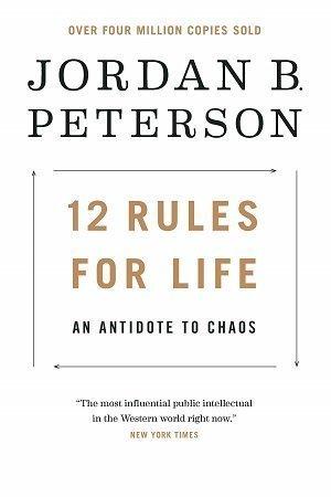 12 rules for life jordan peterson