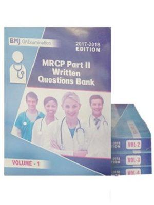 BMJ On Examination MRCP Part 2 Qbank 2017 18 4 Volumes