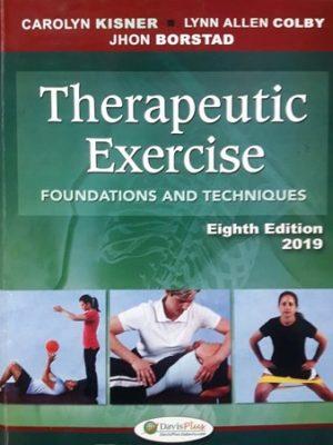 Therapeutic Exercise Carolyn Kisner