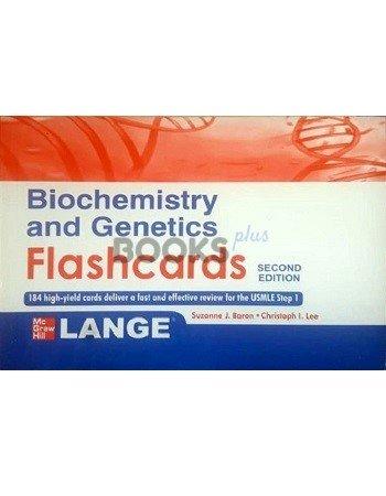 Biochemistry and Genetics Flashcards 2nd Edition LANGE