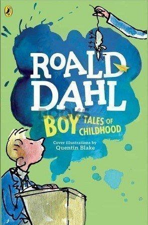 Roald Dahl Boy Tales of Childhood