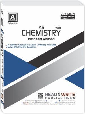 AS Chemistry Rasheed Ahmed
