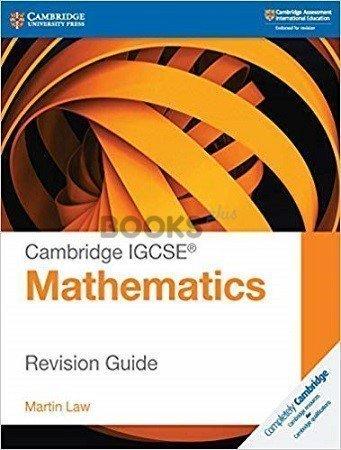 Cambridge IGCSE Mathematics Revision Guide