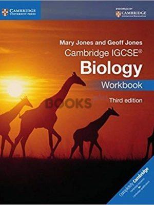 Cambridge IGCSE Biology Workbook 3rd Edition