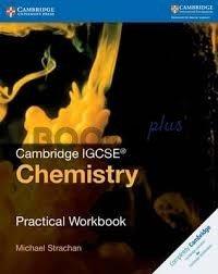 Cambridge IGCSE Chemistry Practical Workbook