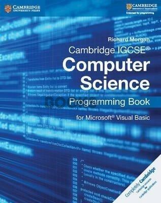 Cambridge IGCSE Computer Science Programming Book