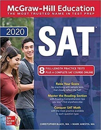 mcgraw hill SAT 2020
