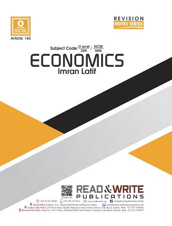 143 Economic O Level IGCSE Notes Imran Latif
