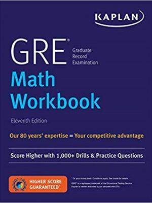 Kaplan GRE Math Workbook 11th Edition