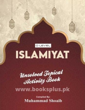 O level Islamiyat Unsolved Topical Muhammad Shoaib