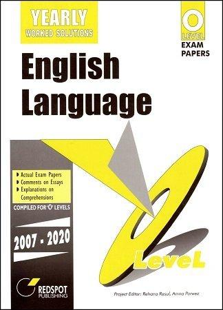 Redspot English Language Yearly 2021 Edition