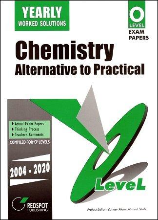 Redspot O Level Chemistry ATP Yearly 2021 Edition