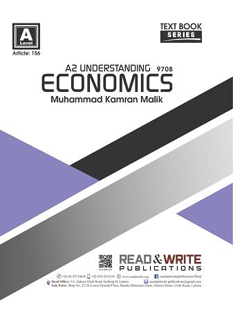 156 Economics A2 understanding