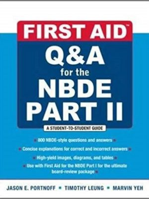 First Aid Q&A for the NBDE Part 2