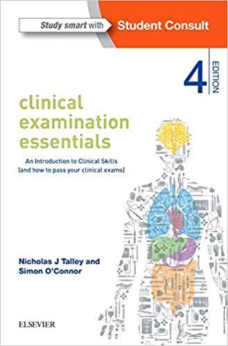 Clinical Examination Essentials 4th Edition