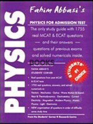 Fahim Abbasi Physics for Admission test