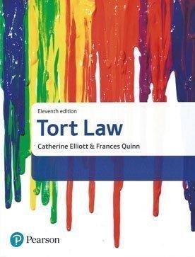 ort Law Elliot Quinn Pearson 11th Edition