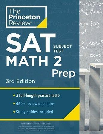Buy Princeton SAT Math 2 Prep