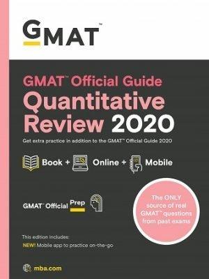 GMAT Official Quantitative Review 2020