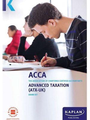 Kaplan ACCA Advanced Taxation ATX