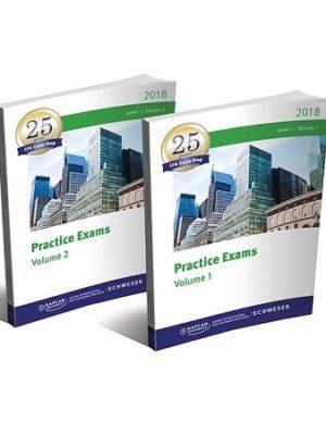 Kaplan Schweser CFA Level 1 2018 Practice Exam