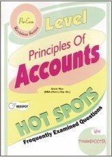 O Level Principles of Accounts Hot Spots