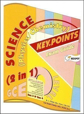 O Level Science Physics Chemistry key points 2018 2019 Redspot