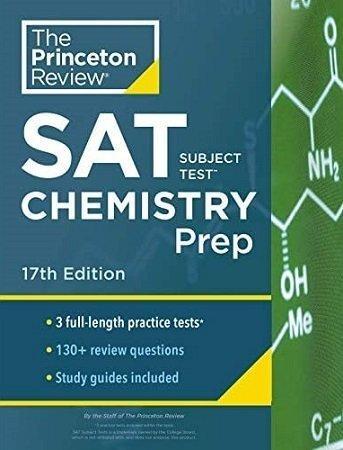 Buy Princeton SAT Subject Test Chemistry Prep
