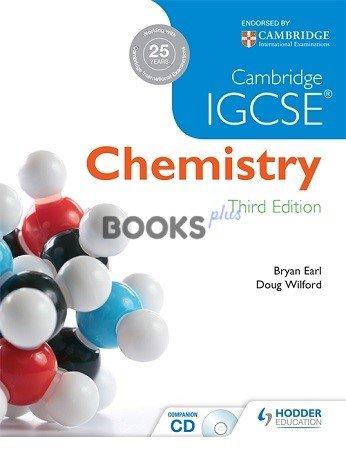 Cambridge IGCSE Chemistry with CD 3rd Edition