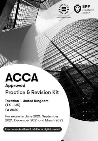 BPP ACCA F6 TX FA2020 Kit
